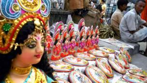 diwali laxmi idol