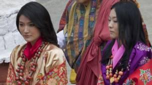 भूटान नरेश की शादी