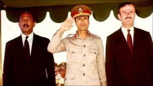 Hotuna: Rayuwar Kanal Gaddafi