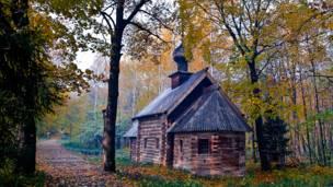 Церковь в Нижнем Новгороде