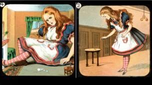 "Картинки для ""Волшебного фонаря"""