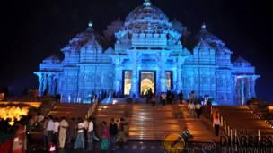 अक्शरधाम मंदिर