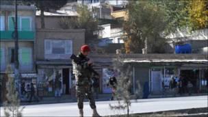 افغان سرتېری