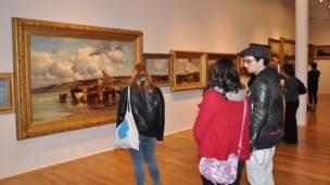 利兹艺术画廊