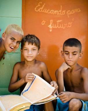 Estudantes do Alemão (Bruno Itan)