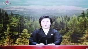 Truyền hình Triều Tiên loan báo tin Kim Jong-il qua đời vào ngày 19/12/2011
