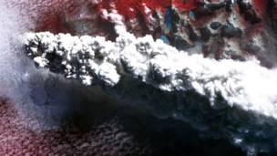د جون پر ۱۱مه، د اورشیندي غرو عکس.