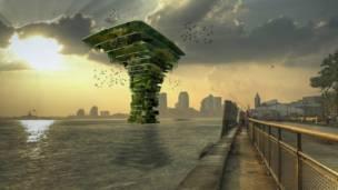 (Imagem: Koen Olthuis - Waterstudio.NL)