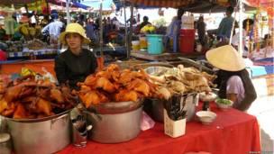 Thực phẩm Tết ở Phan Thiết