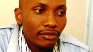 Raphael Nzioka, de Nairobi, Kenia