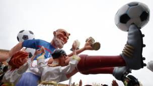 Carnaval em Nice (Reuters)