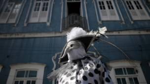 Carnaval em Maragojipe (Reuters)
