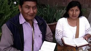 Resultado de imagen para indigenas Colombianos Cristianos