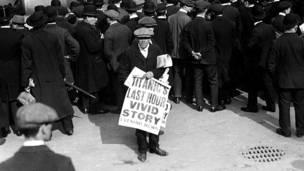 Foto: Getty Images, PA, Biblioteca do Congresso, Conselho da cidade de Southhampton e BBC Bouth
