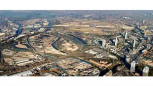 奧林匹克公園還未施工