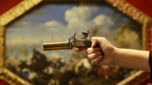 Пистолет 1800 года