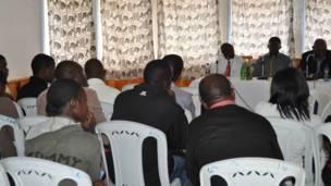 Wakaazi wa Eldoret