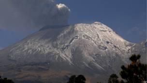 पोपोकेटपिटल ज्वालामुखी