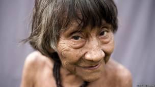 ब्राजील की अवा जनजाति