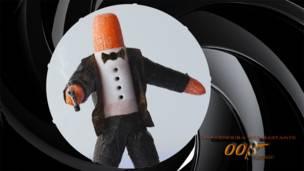 गाजर बौंड.