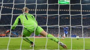 El penal decisivo de Didier Drogba