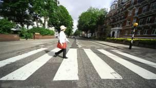 Abbey Road (fotos: Rafael Estefanía / BBC)