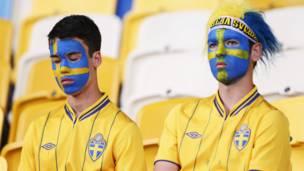 جماهير السويد