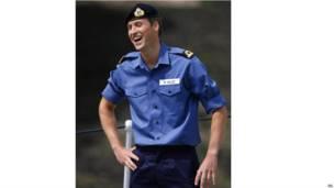 在皇家海軍訓練基地