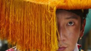 तिब्बती युवक
