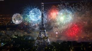 فرنسا تحيي ذكرى يوم الباستيل