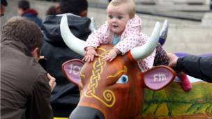 Belfast CowParade