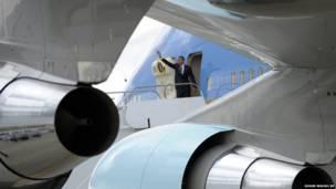 Президент Обама в Неваде