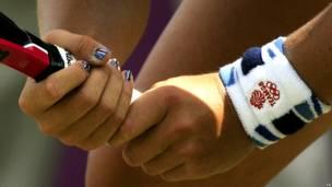Laura Robson, tenista británica