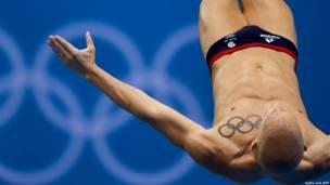 ओलंपिक टैटू