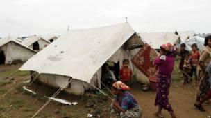Sittwe refugees