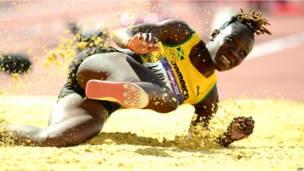 Rosemarie Whyte, vận động viên điền kinh của Jamaica