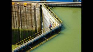 """Foto de un lector de BBC Mundo sobre el tema """"límites"""""""
