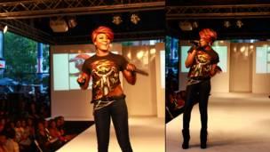 倫敦非洲時裝周