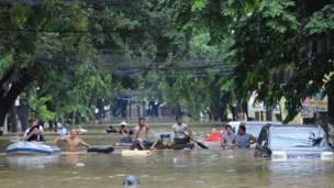 Jalan di Manila