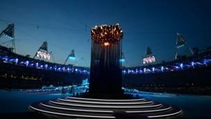 Koldron api Olimpiade