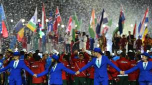 lễ tôn vinh các vận động viên đạt thành tích cao nhất môn điền kinh, trái tim của Olympics.