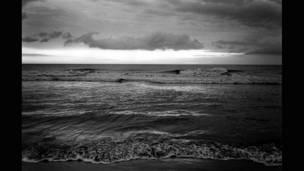 Paisaje de mar