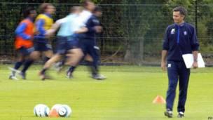 Sabon manajan kulob din Chelsea, Jose Mourinho
