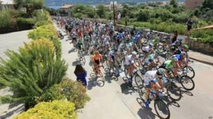 Pembalap Tour de France