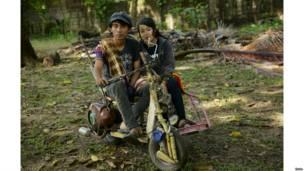 वेस्पा स्कूटर इंडोनेशिया