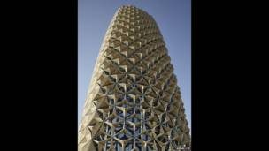 Al Bahr, Emiratos Árabes Unidos. Aedas Ltd.
