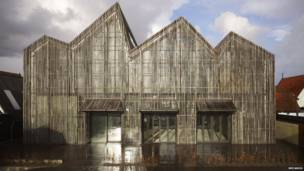 Kaap Skil, Museo Marítimo de Holanda, Mecanoo