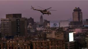 मिस्र में सैन्य तख्ता पलट