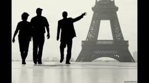 Paris, Craig Easton