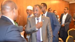 Labada hogaamiye ee ergada Soomaaliya iyo Somaliland